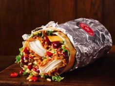 Ahi Tuna Burritos Recipe by Your.Time.To.Cook | iFood.tv