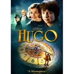 "New the week of 2-28-12: ""Hugo"" by Martin Scorsese"
