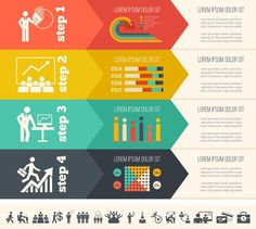 Image result for behance infographics