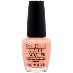 OPI Nail Lacquer, # NL L12 Coney Island Cotton Candy, 0.5 Ounce