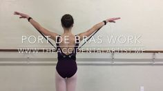Port de bras practice with a Port de Band! I love this new product as it makes perfecting your arm position in ballet so much easier. How To Dance Better, Pilates, Ballet Inspired Fashion, Dancer Stretches, Adult Ballet Class, Singing Exercises, Dance Tips, Dance Movement, Professional Dancers