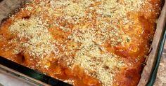 Chicken Parmesan Casserole!!