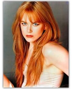 Spice Up Your Style with a Red Hair Color. I want this color and style!!!