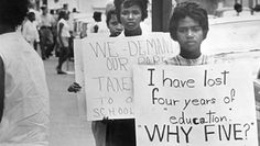 """May 17, 2014 marks the 60th anniversary of the Supreme Court decision """"Brown v. Board of Education."""""""