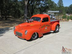 1941 Willys Pickup4b Duncan Shores