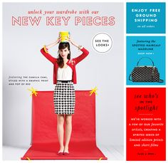 kate spade. I want this outfit!