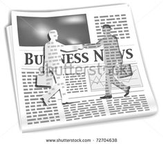 stock vector : Silhouette of businessmen shaking hands