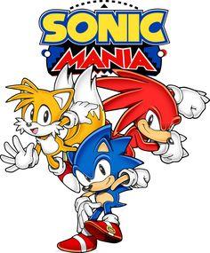 Sonic Mania by KetrinDarkDragon on DeviantArt