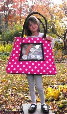 Purse - Halloween Costume Contest