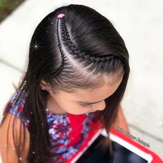 Hair Tips & Tutorials Baby Girl Hairstyles, Princess Hairstyles, Cute Hairstyles, Braided Hairstyles, Cabelo 3c 4a, Natural Hair Styles, Short Hair Styles, Hair Removal Diy, Cut My Hair