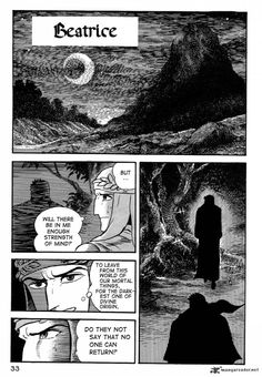 Dante's Divine Comedy as Manga. I think I need to locate a copy of this!