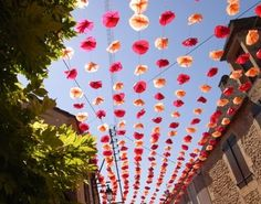 Image result for street festival decorations