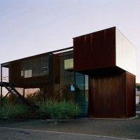 Xeros Desert Residence by Blank Studio
