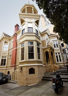 National Register : Theodore F. Payne Residence in San Francisco