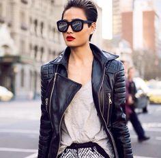 #fashion #redlips