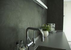 stuc achterwand keuken - Google zoeken