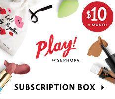 PLAY! SUBSCRIPTION BOX