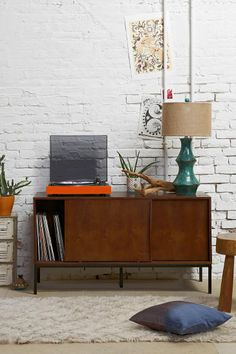 Assembly Home Midcentury Console - Urban Outfitters