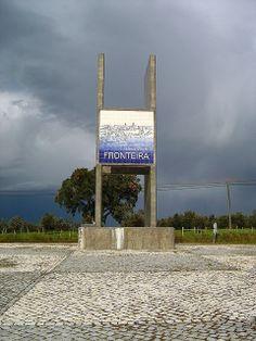 Fronteira - Portugal