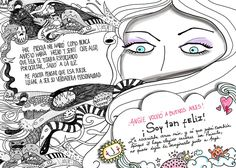 Ilustraciones para el diario de Violetta – Disney Después del éxito logrado en América Latina, Italia, España, Francia e Israel, con récords de audiencia, se lanzará en el resto de Europa, i…