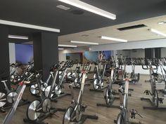 Sala de cicloindoor #gimnasio #Benidorm #cicloindoor