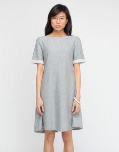 Stellar Sweatshirt Dress