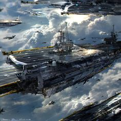 'USS Nautilus' by Johnson Ting