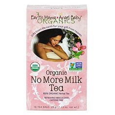 Earth Mama Angel Baby Organic No More Milk Tea 16 TeabagsBox 35 g Pack of 3 >>> Want to know more, click on the image.(It is Amazon affiliate link) #pleasecomment