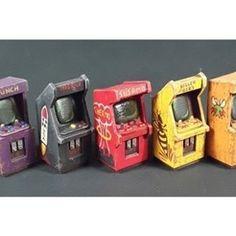 Armoires de jeu d'arcade 28mm échelle 28mm