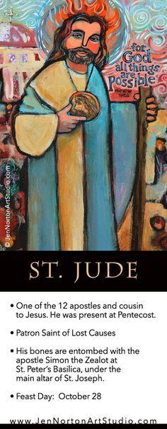 St. Jude © Jen Norton