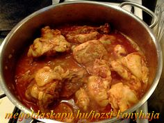 Meat, Chicken, Cooking, Ethnic Recipes, Food, Red Peppers, Recipies, Kitchen, Essen