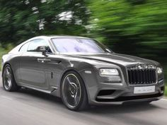 The Bespoke Rolls-Royce Wraith by Ares