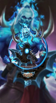 Wallpaper Phone Balmond Ghoul's Fury by FachriFHR on DeviantArt Wallpaper Hp, Wallpaper Keren, Mobile Legend Wallpaper, Bruno Mobile Legends, Alucard Mobile Legends, The Legend Of Heroes, Online Mobile, King Of Fighters, Sea Monsters