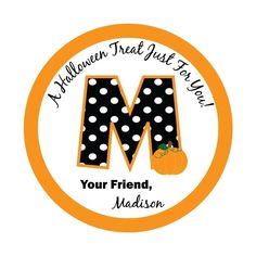 Personalized Stickers, Pumpkins,Halloween, Spooky, Scary, Children,Party, Favor stickers,Personalized Stickers Set of 24 by simplysweetness on Etsy https://www.etsy.com/listing/59410413/personalized-stickers-pumpkinshalloween