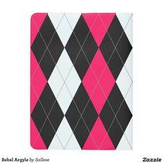 Rebel Argyle Extra Large Moleskine Notebook
