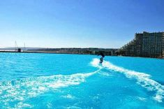 14 Images Of The Largest Swimming Pool In The World