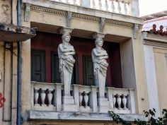 Forgotten sculptures of Athens and their stories – Food and Travel Greece Travel, Athens, Statue Of Liberty, Sculptures, Traveling, Food, Liberty Statue, Viajes, Essen