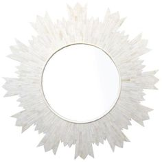 Safavieh Inca Sun Wall Mirror 337 liked on Polyvore