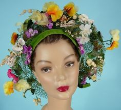 Floral Snood - unlikely I would wear it, but it's lovely