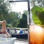 Cocktails on the river Cam
