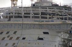 https://flic.kr/p/zrCPUm | chantiers STX StNazaire | Harmony of the Seas