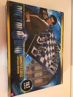 Dr who #animated #chess lenticular #animation ,  View more on the LINK: 	http://www.zeppy.io/product/gb/2/142098521187/