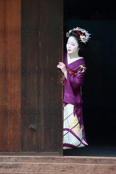 maiko katsuhina | japanese culture #kimono