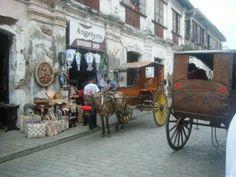 Calle Crisologo, Vigan, Ilocos Sur