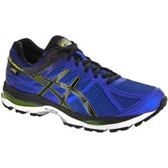 ASICS GEL-Cumulus 17 G-TX: ASICS Men's Running Shoes Mosaic Blue/