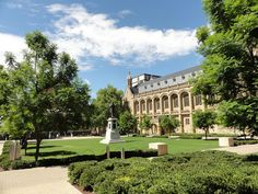 Adelaide is South Australia's capital city. It's also known as Australia's wine capital, and is considered South Australia's cultural hub Living In Adelaide, South Australia, Capital City, Higher Education, Study, Culture, Wine, Mansions, House Styles