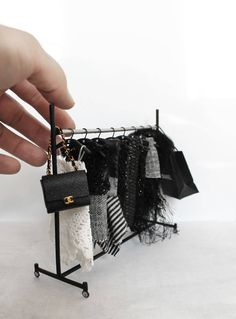 Miniature High Fashion and Design Items
