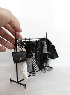 Miniature High Fashion and Design Items