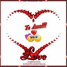 SUEÑOS DE AMOR Y MAGIA: Te amo