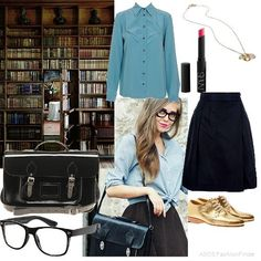 Librarian chic | Women's Outfit | ASOS Fashion Finder